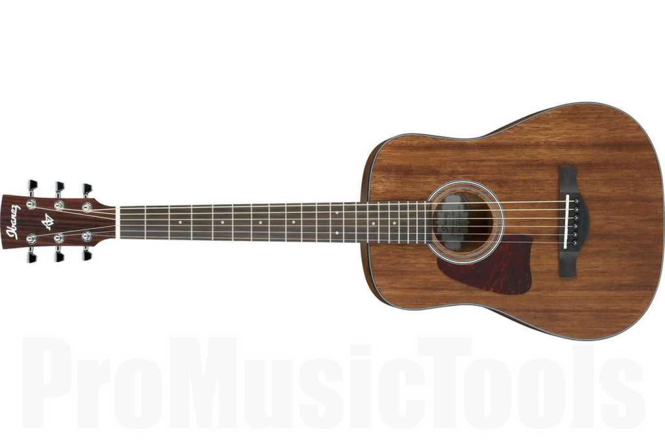 Ibanez AW54MINILB OPN - Open Pore Natural - ¾ Acoustic Lefthand Guitar