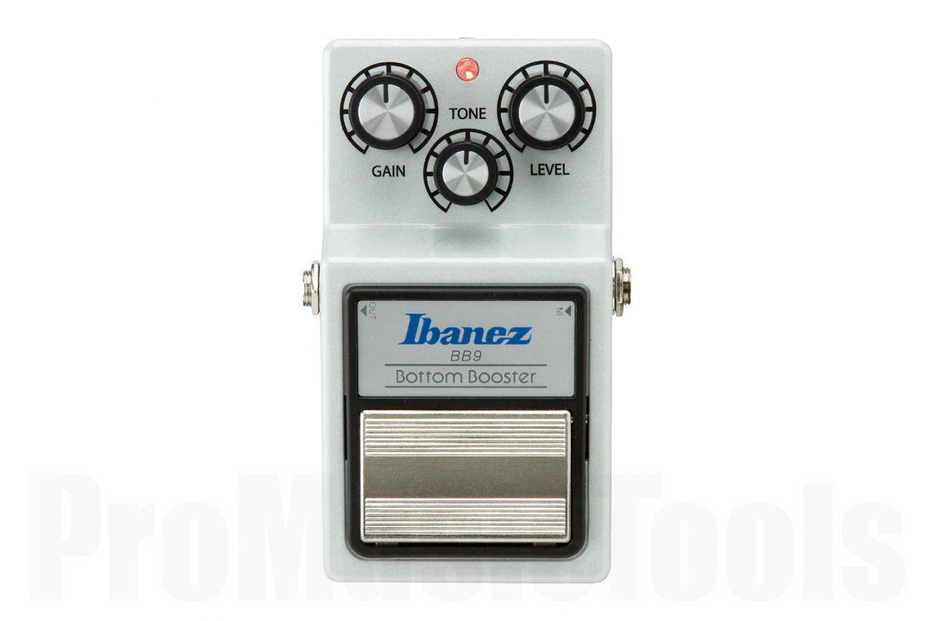 Ibanez BB9 Bottom Boost - demo