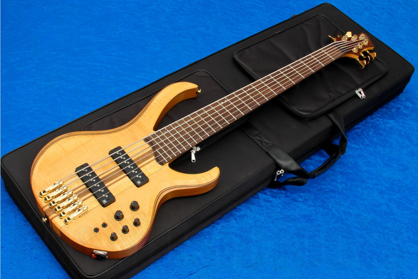 Ibanez BTB1406 VNF Premium - Vintage Natural Flat - b-stock (1x opened box)