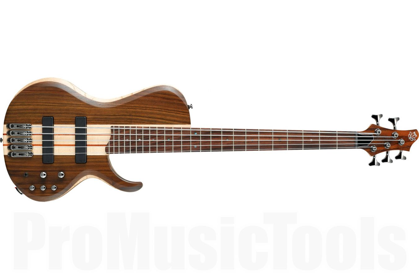Ibanez BTB685SC NTF - Natural Flat - Bass Workshop - b-stock (1x opened box)