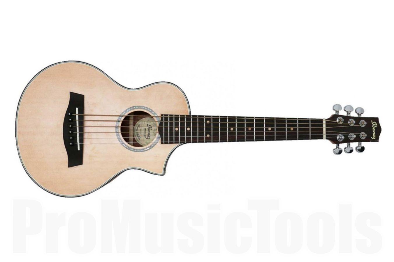 Ibanez EWP15LTD OPN Piccolo Guitar - Open Pore Natural - Limited Edition