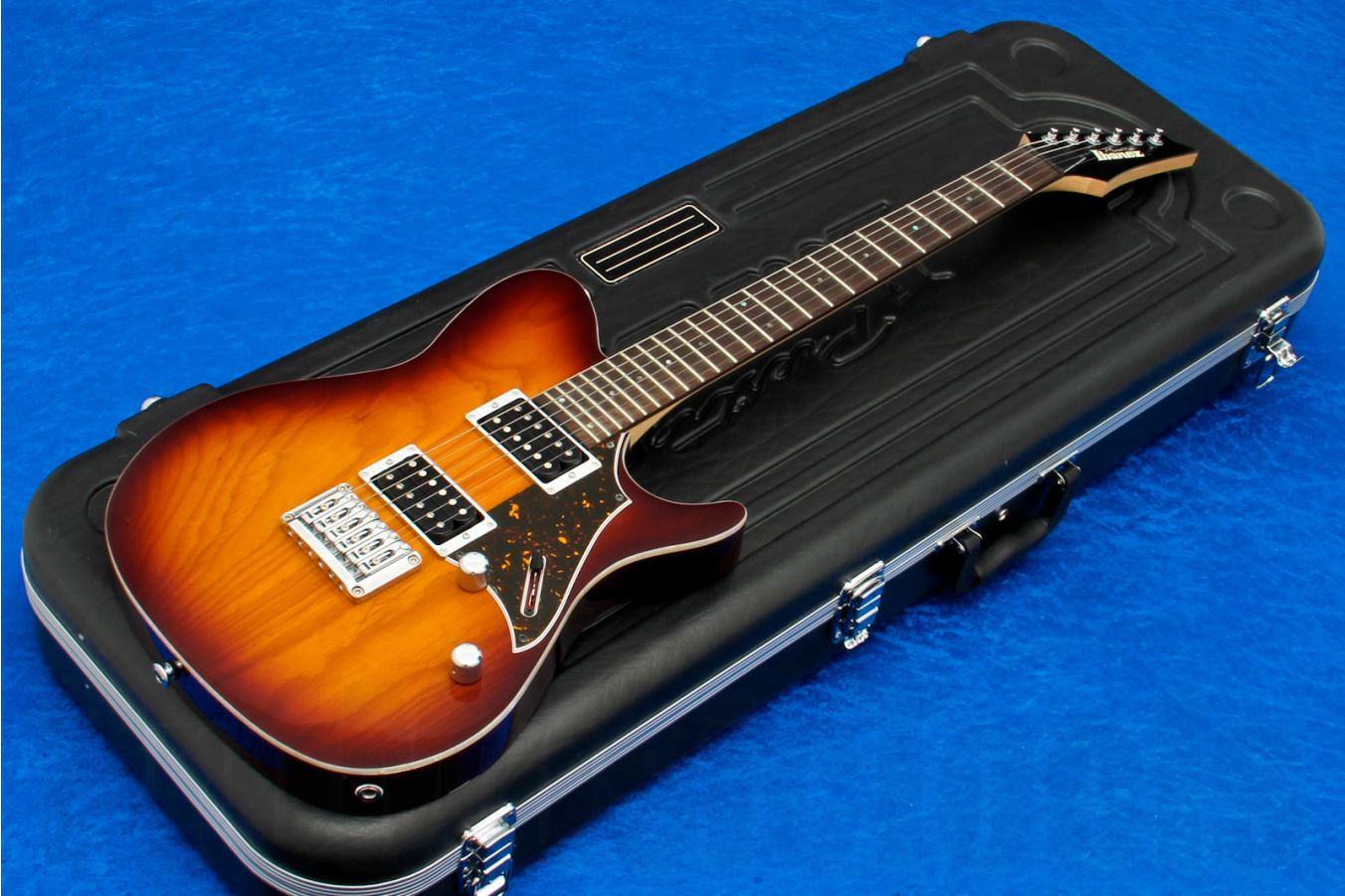 Ibanez FR2620 DBS Prestige - Dark Brown Sunburst - demo