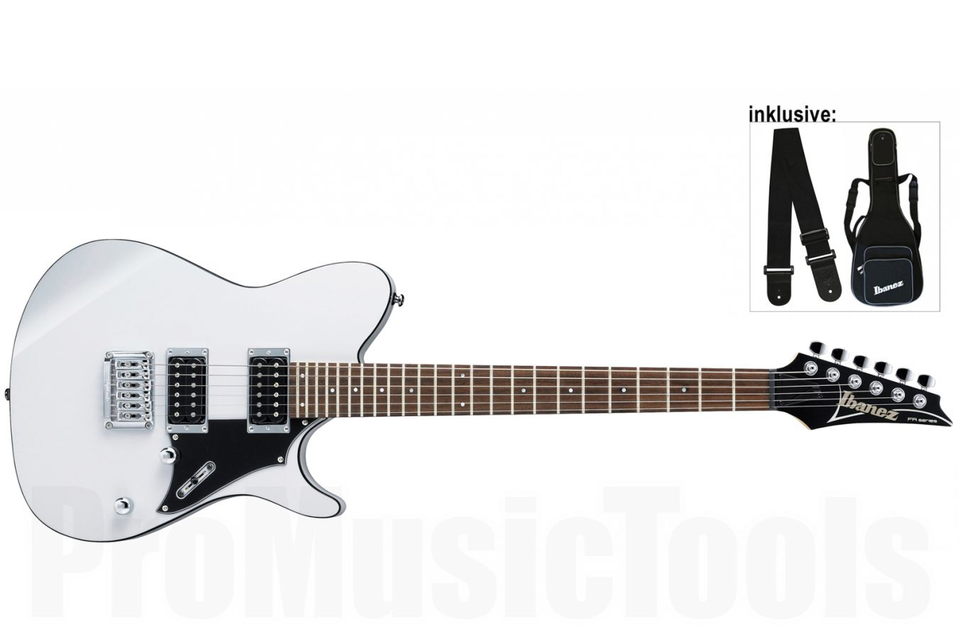 Ibanez FR320 WH - White