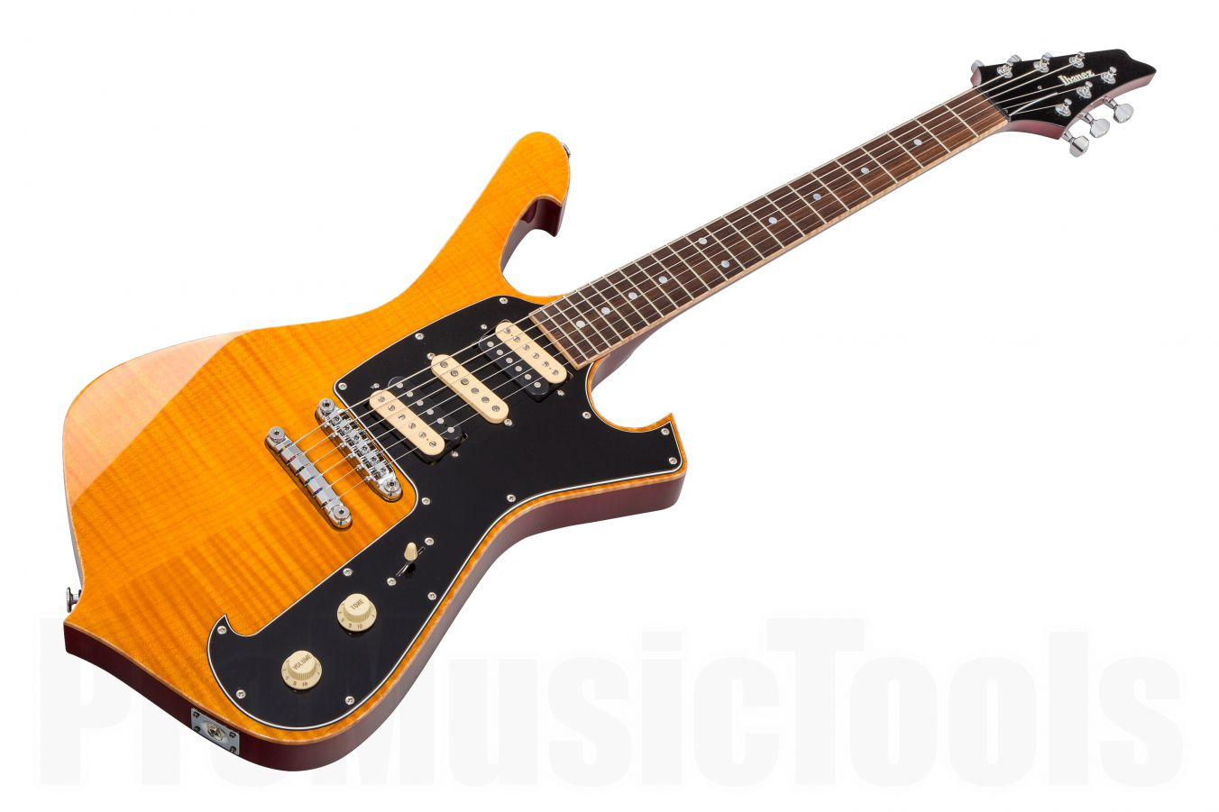 Ibanez FRM25 Fireman - Paul Gilbert Signature - 25th Anniversary Limited Edition