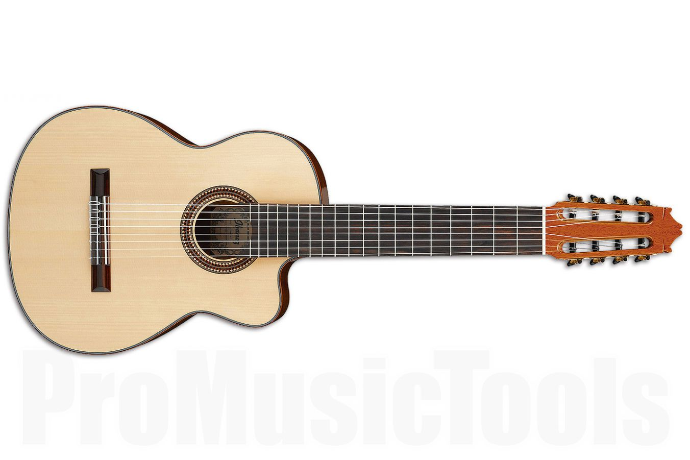 Ibanez G208CWC NT - 8-string classical guitar