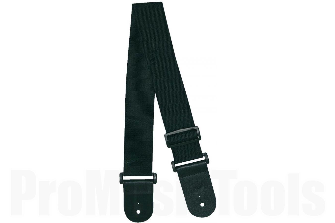 Ibanez GS61-BK Guitar Strap - Black