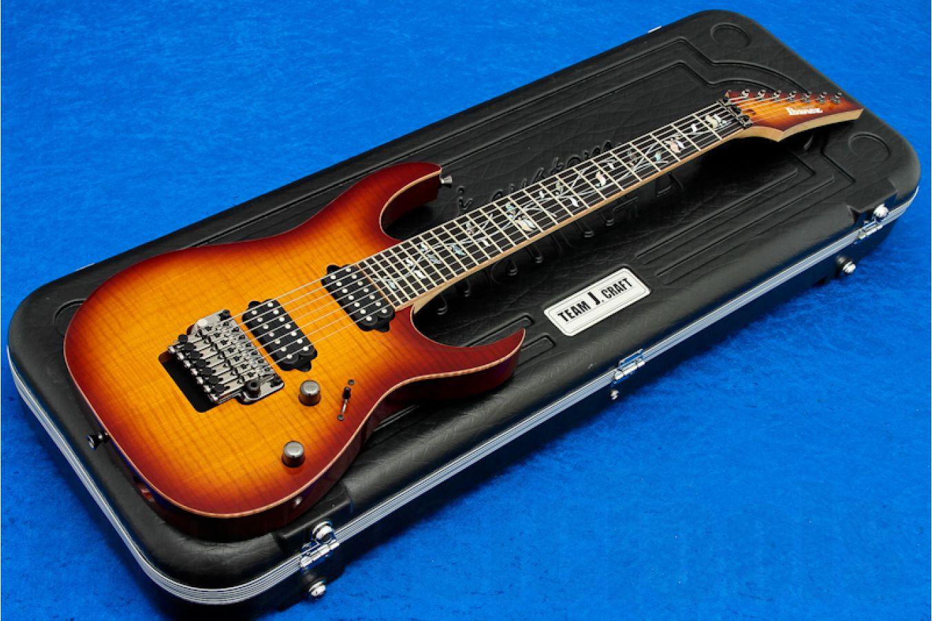 Ibanez RG8527Z DA J-Custom - Divine Amber
