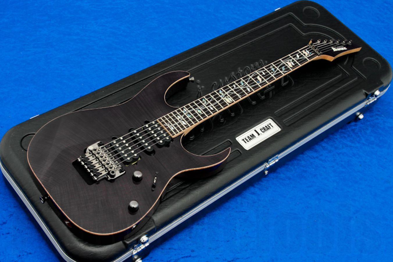 Ibanez RG8570Z BX J-Custom - Black Onyx