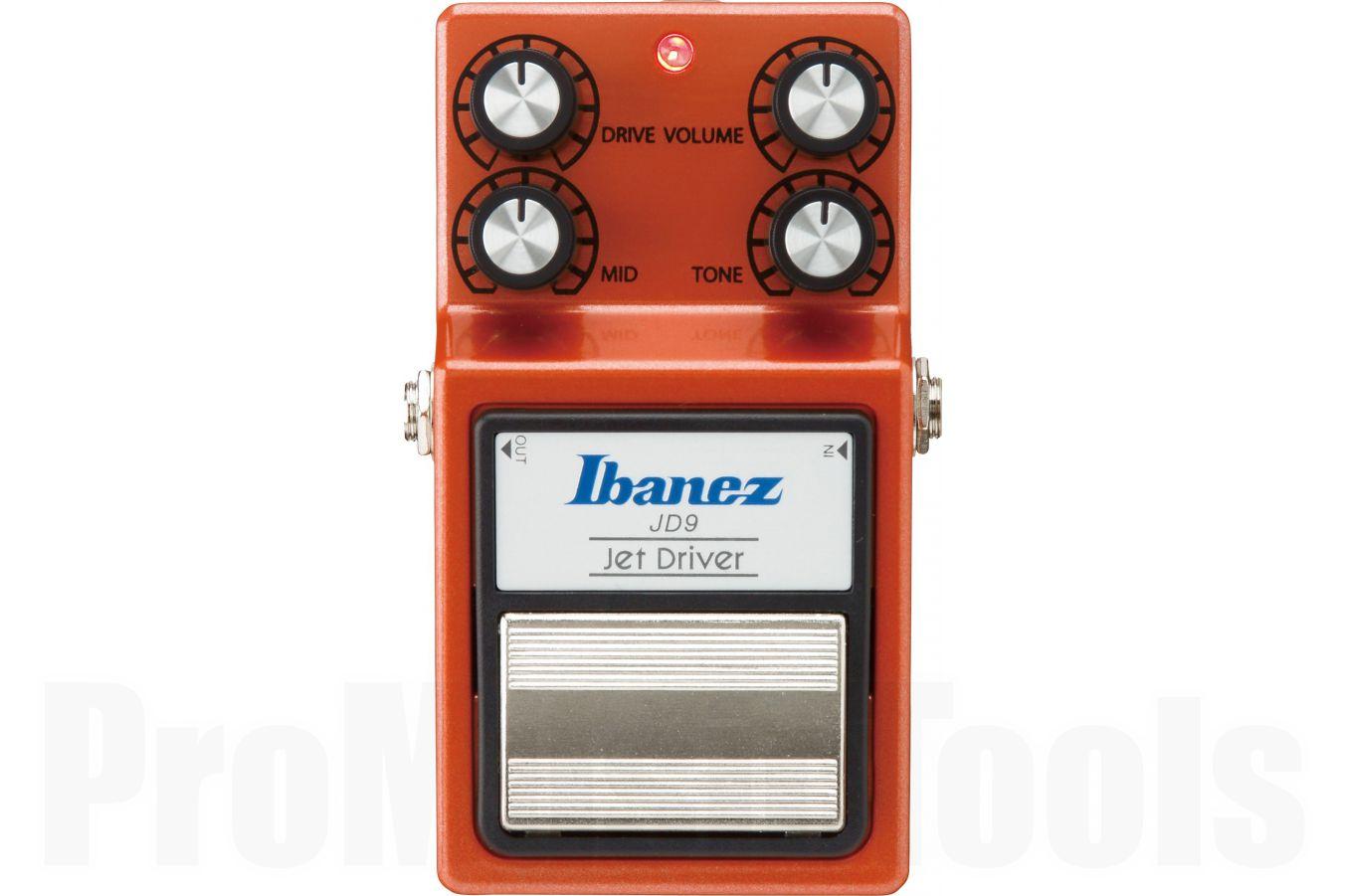 Ibanez JD9 Jet Driver - demo