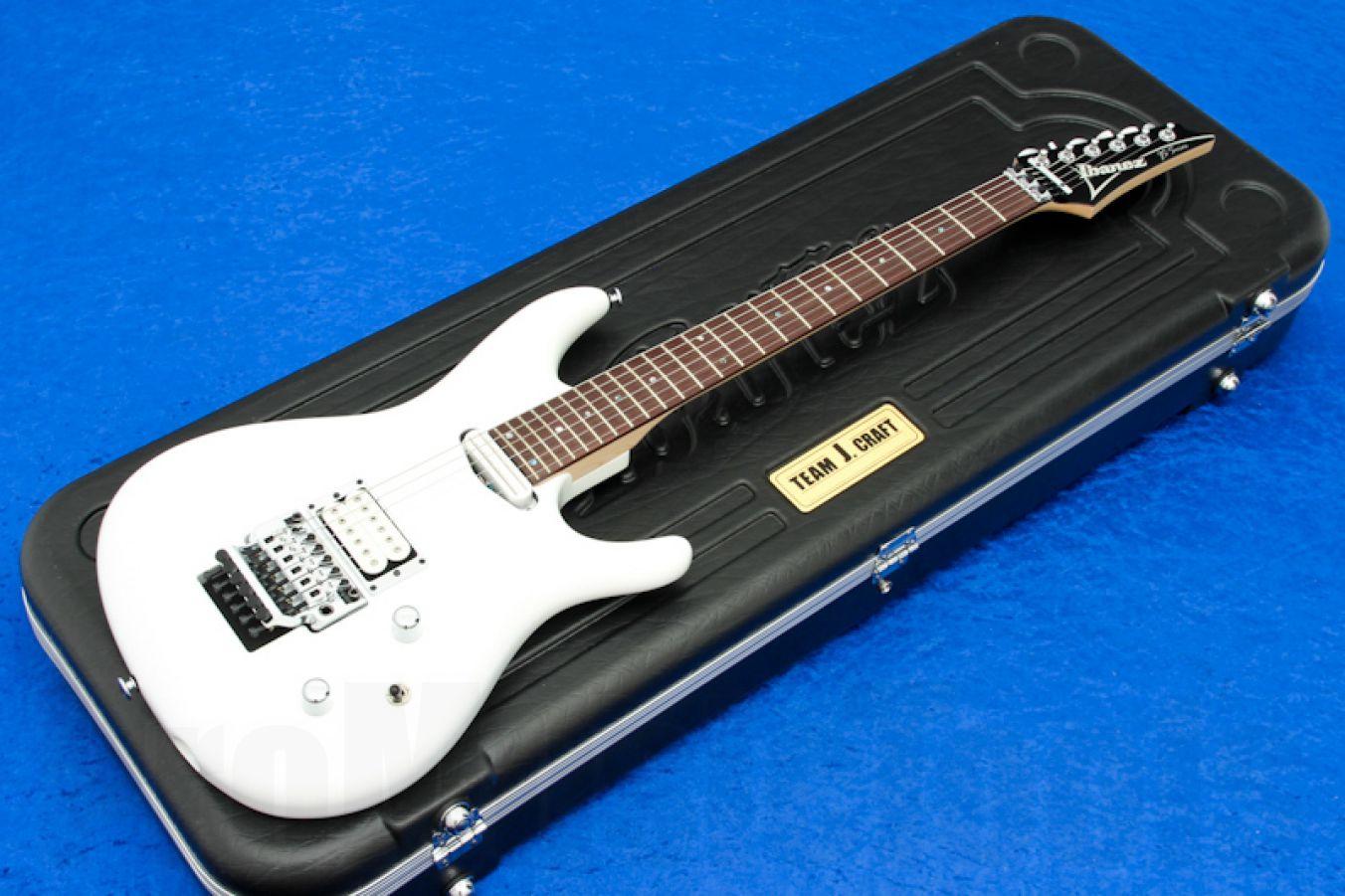 Ibanez JS2400 WH Prestige - White - Joe Satriani Signature