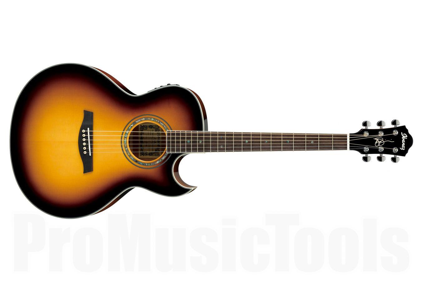 Ibanez JSA5 VB - Vintage Burst - Joe Satriani Signature - b-stock
