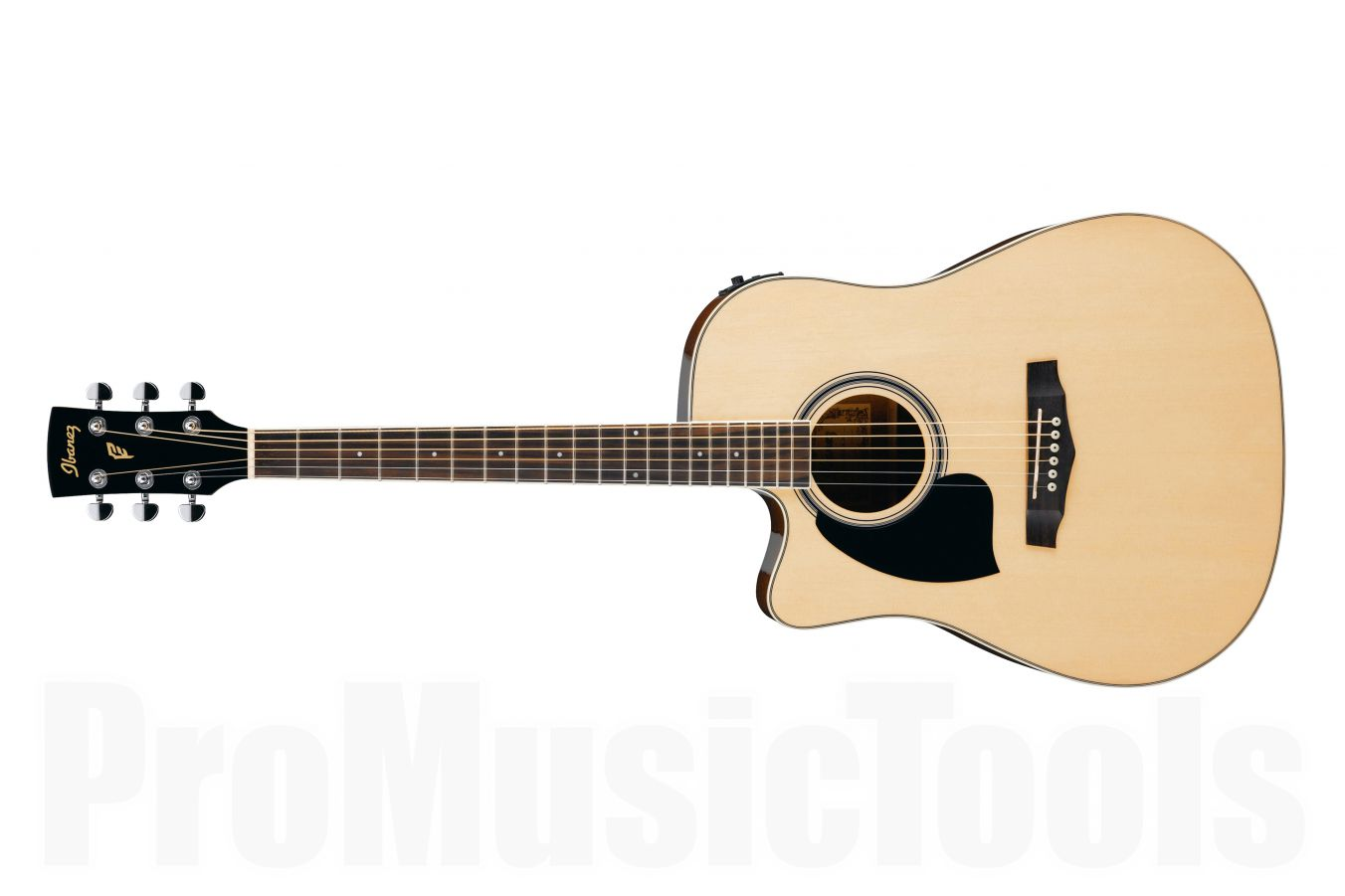 Ibanez PF15LECE NT Performance - Natural - Lefthand