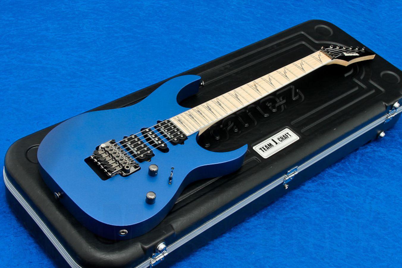 Ibanez RG2570MZ VBE Prestige - Vital Blue