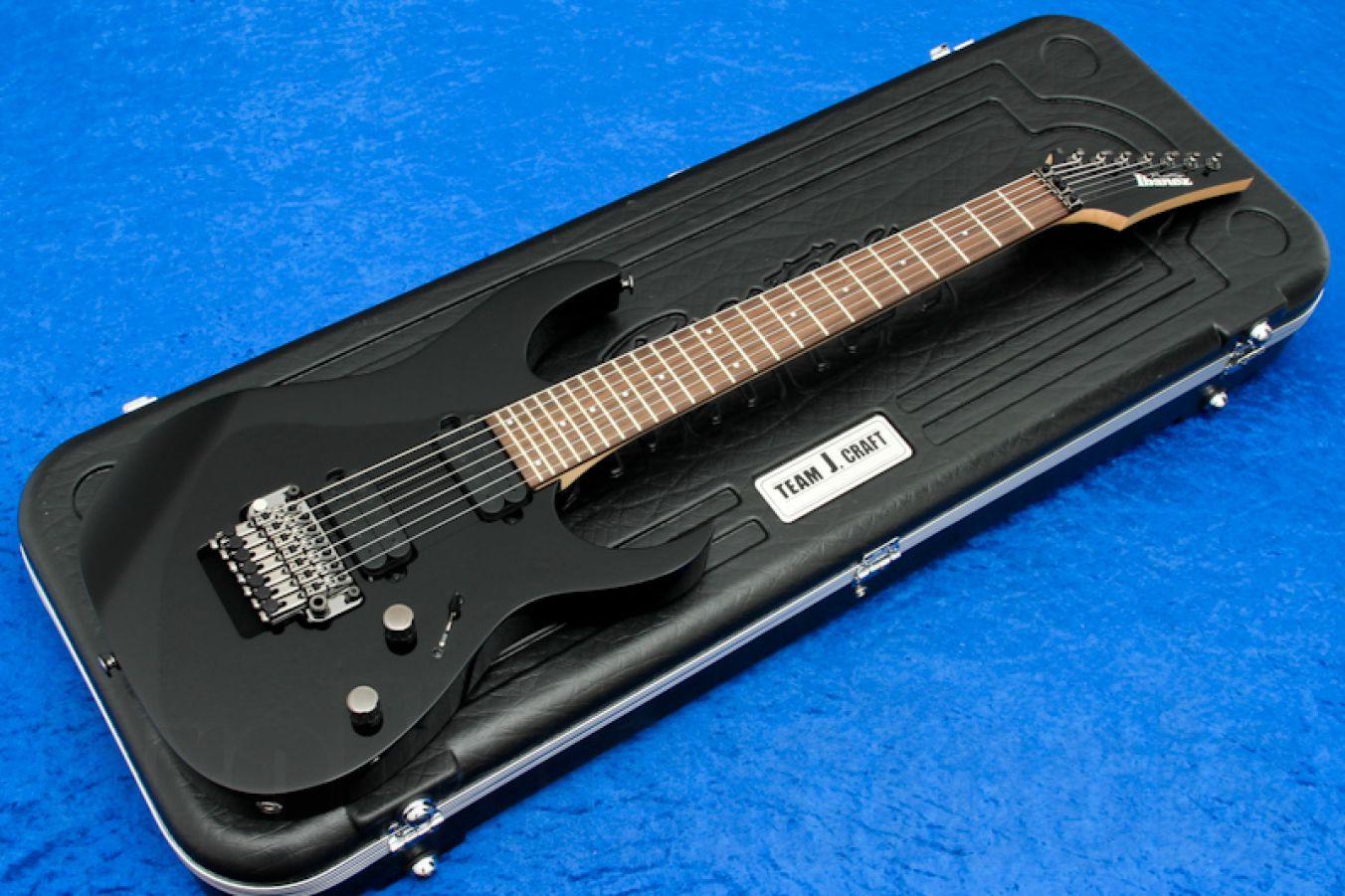 Ibanez RG1527Z BK Prestige - Black