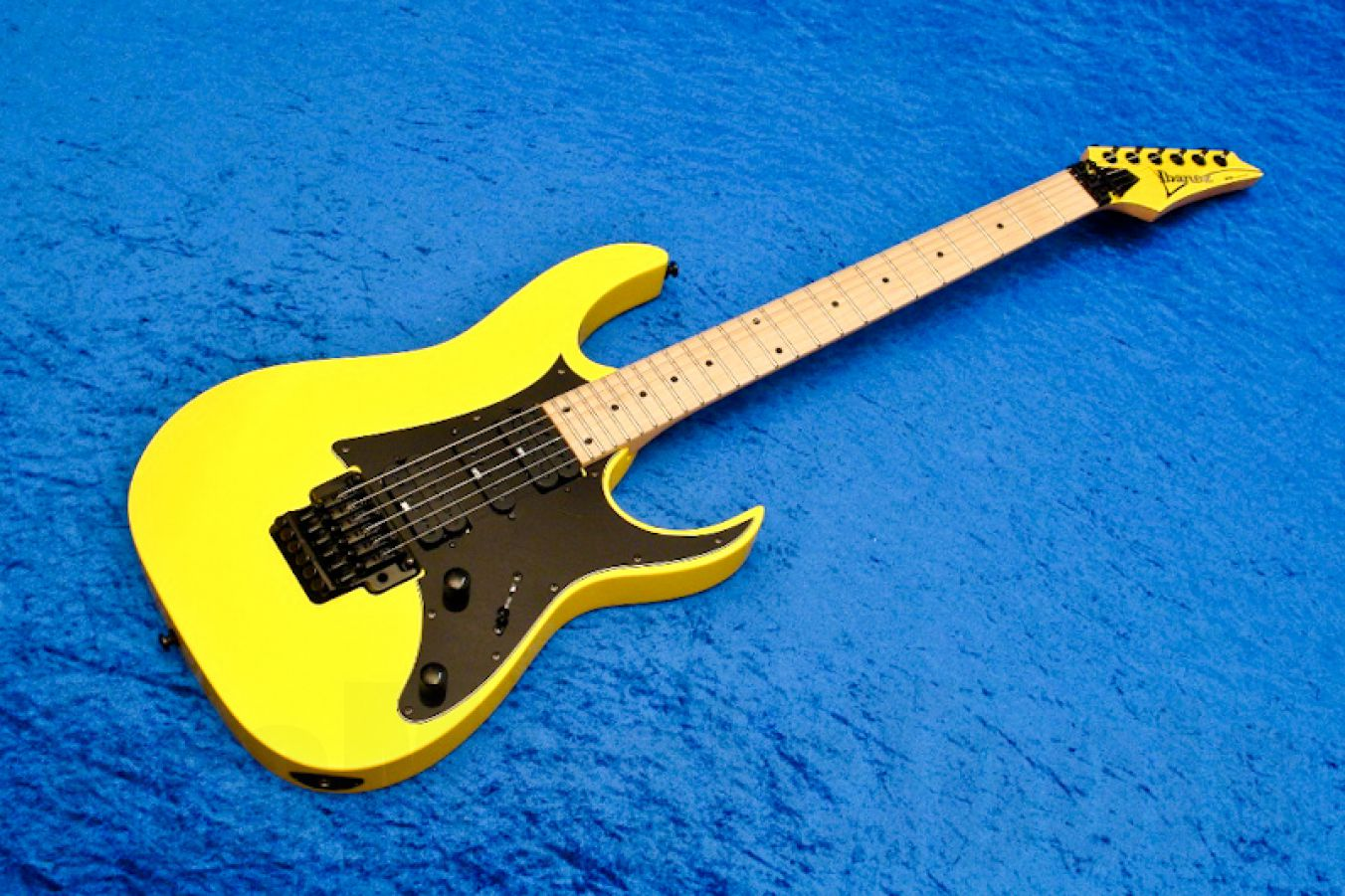 Ibanez RG350MZ YE - Yellow - demo