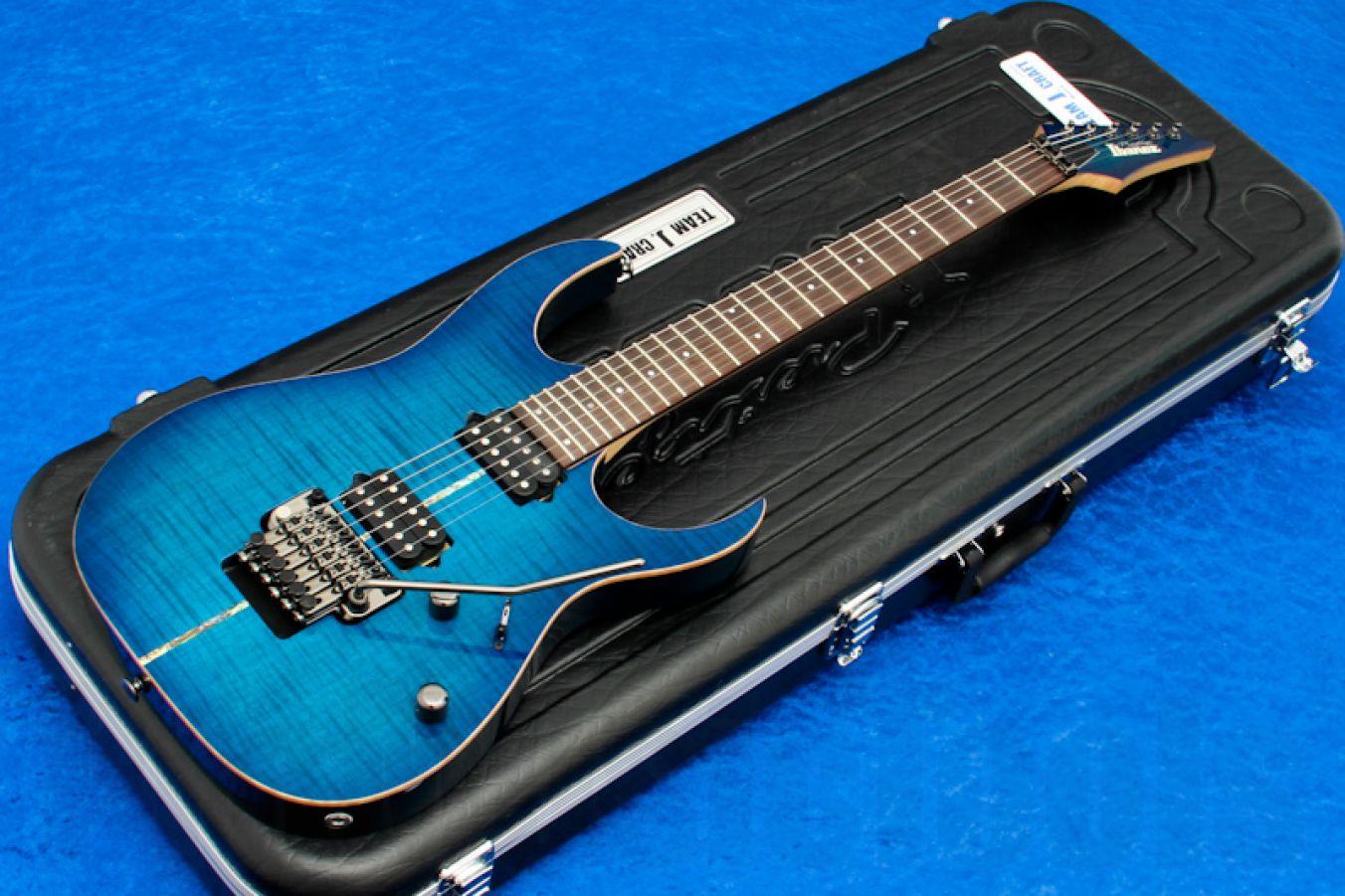 Ibanez RG3620Z ABB Prestige - Abyss Blue Burst