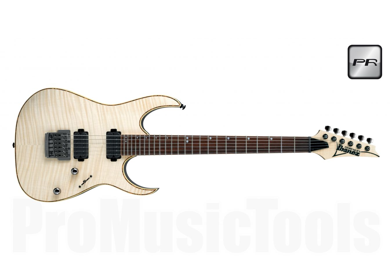 Ibanez RG721FM NTF - Natural Flat - Premium - b-stock (1x opened box)