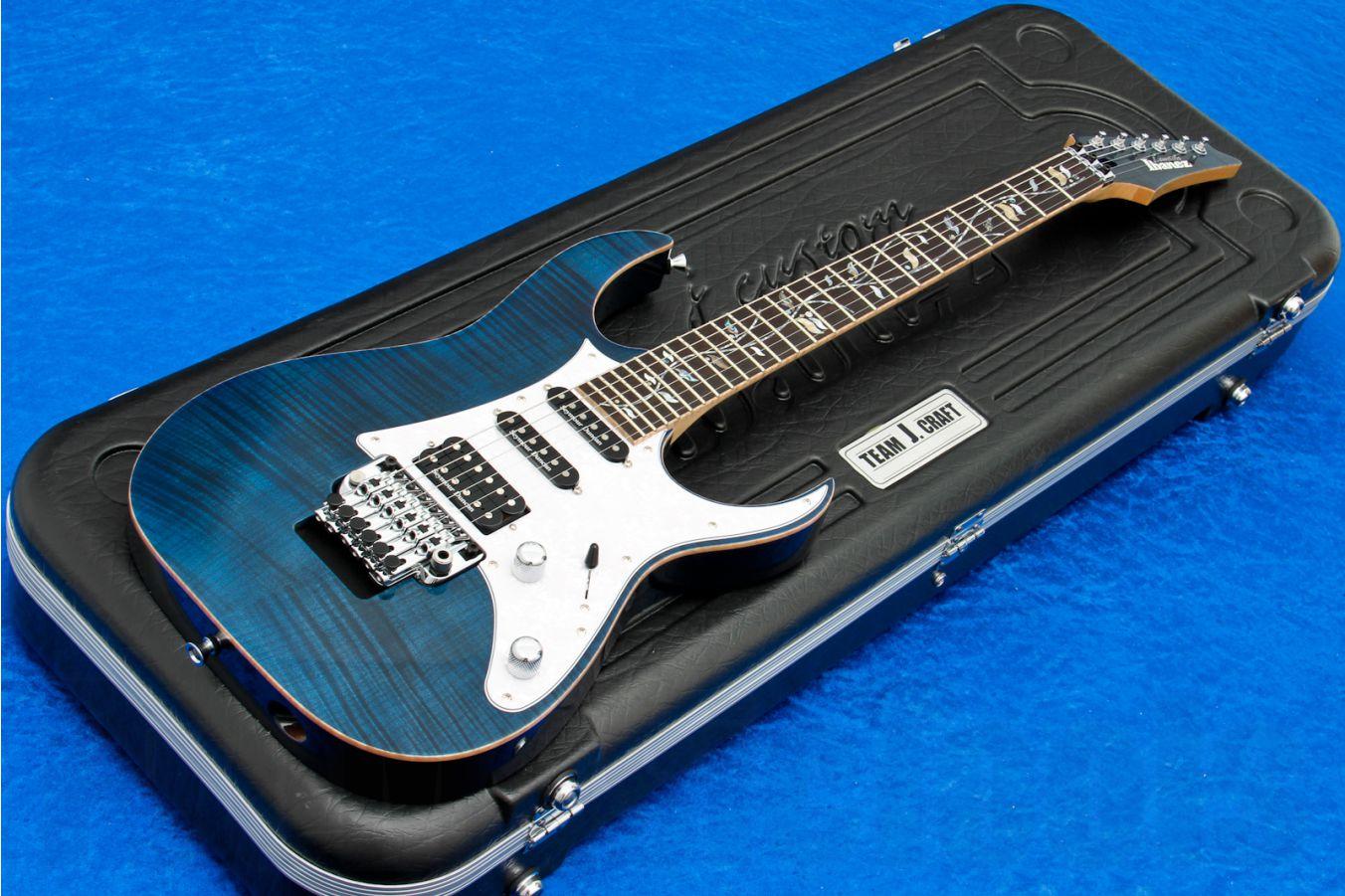 Ibanez RG8540ZD DLL J-Custom - Dark Lapis Lazuli - Limited Edition
