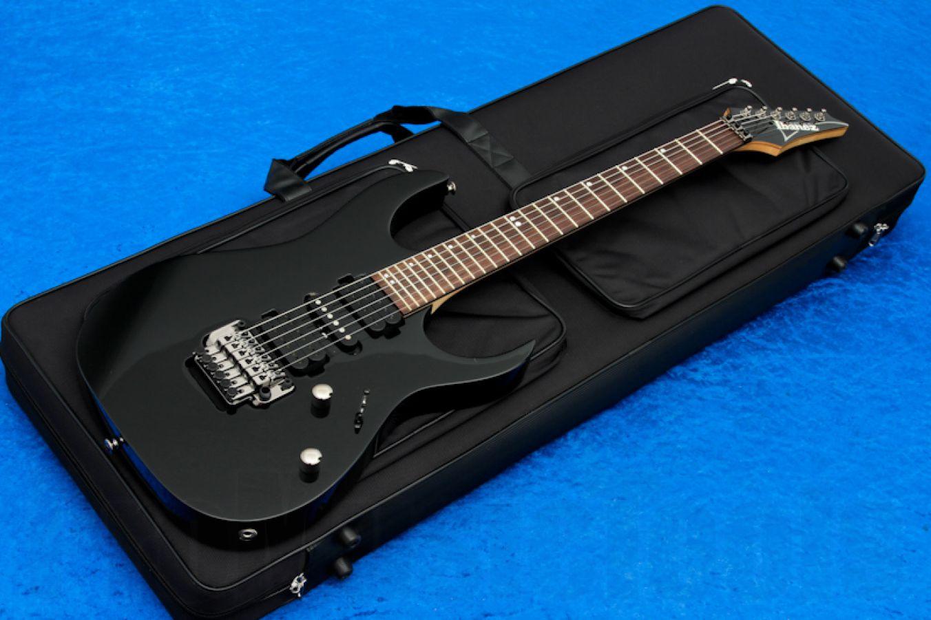 Ibanez RG870Z BK Premium - Black - demo