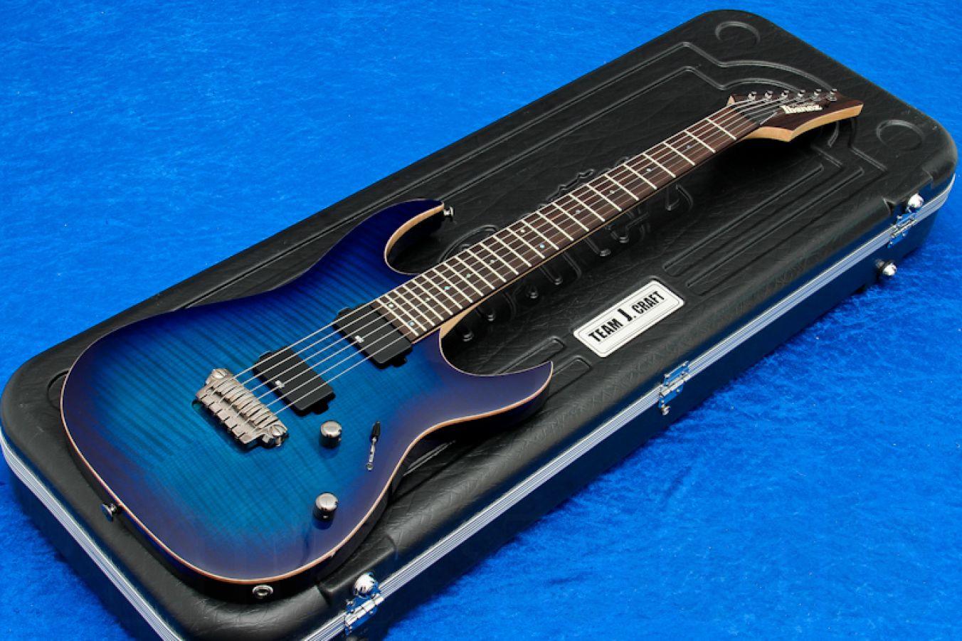 Ibanez RGA321 SPB Prestige - Sapphire Blue
