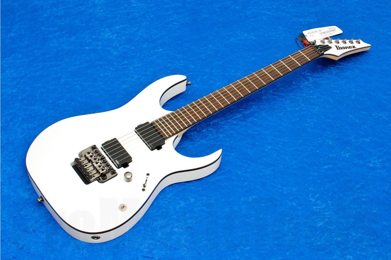 Ibanez RGIR20E WH - White - Iron Label - b-stock