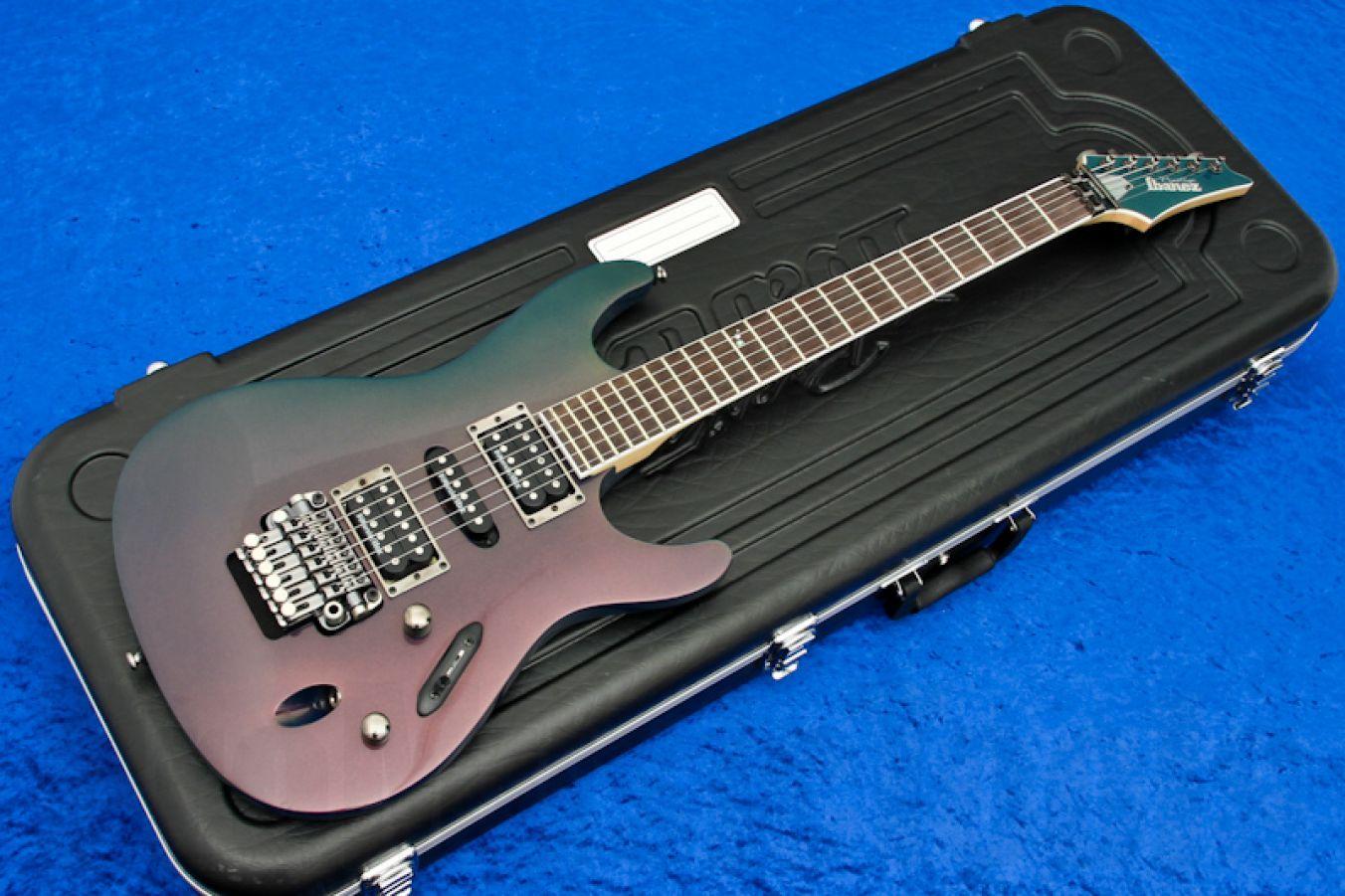 Ibanez S2170 PCM Prestige - Purple Chameleon