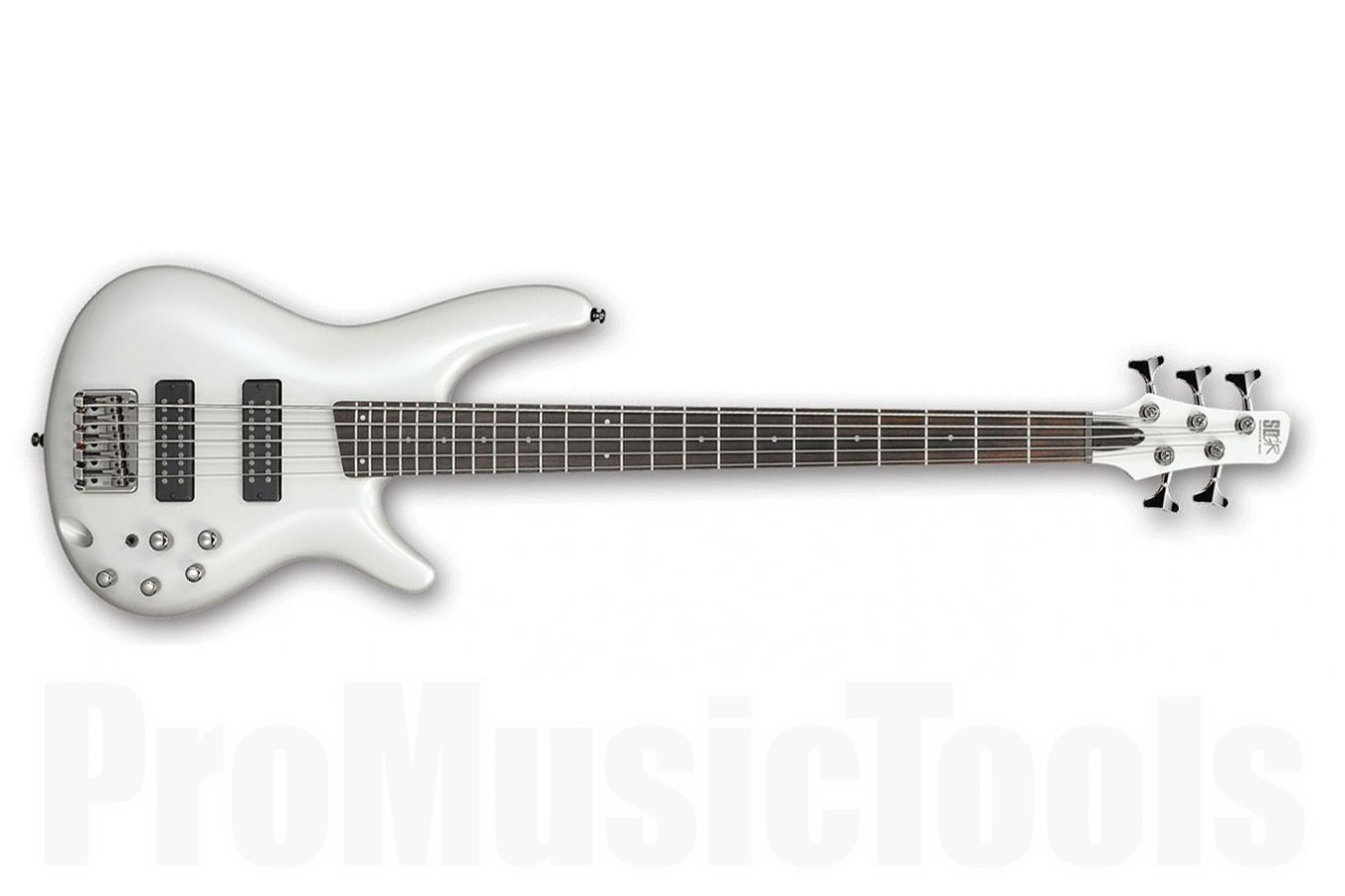 Ibanez SR305E PW - Pearl White - b-stock (1x opened box)