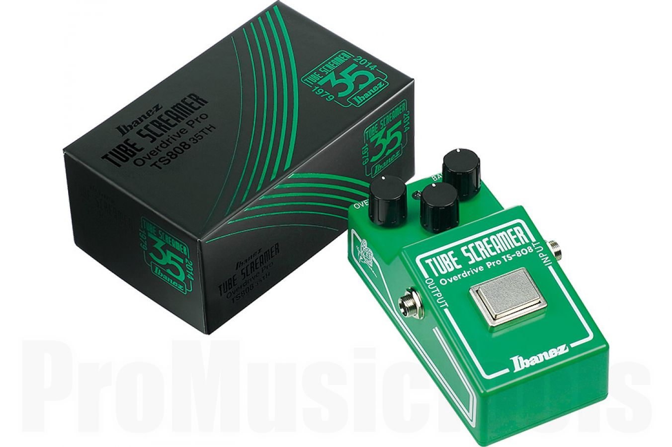 Ibanez TS80835TH 35th Anniversary Tube Screamer