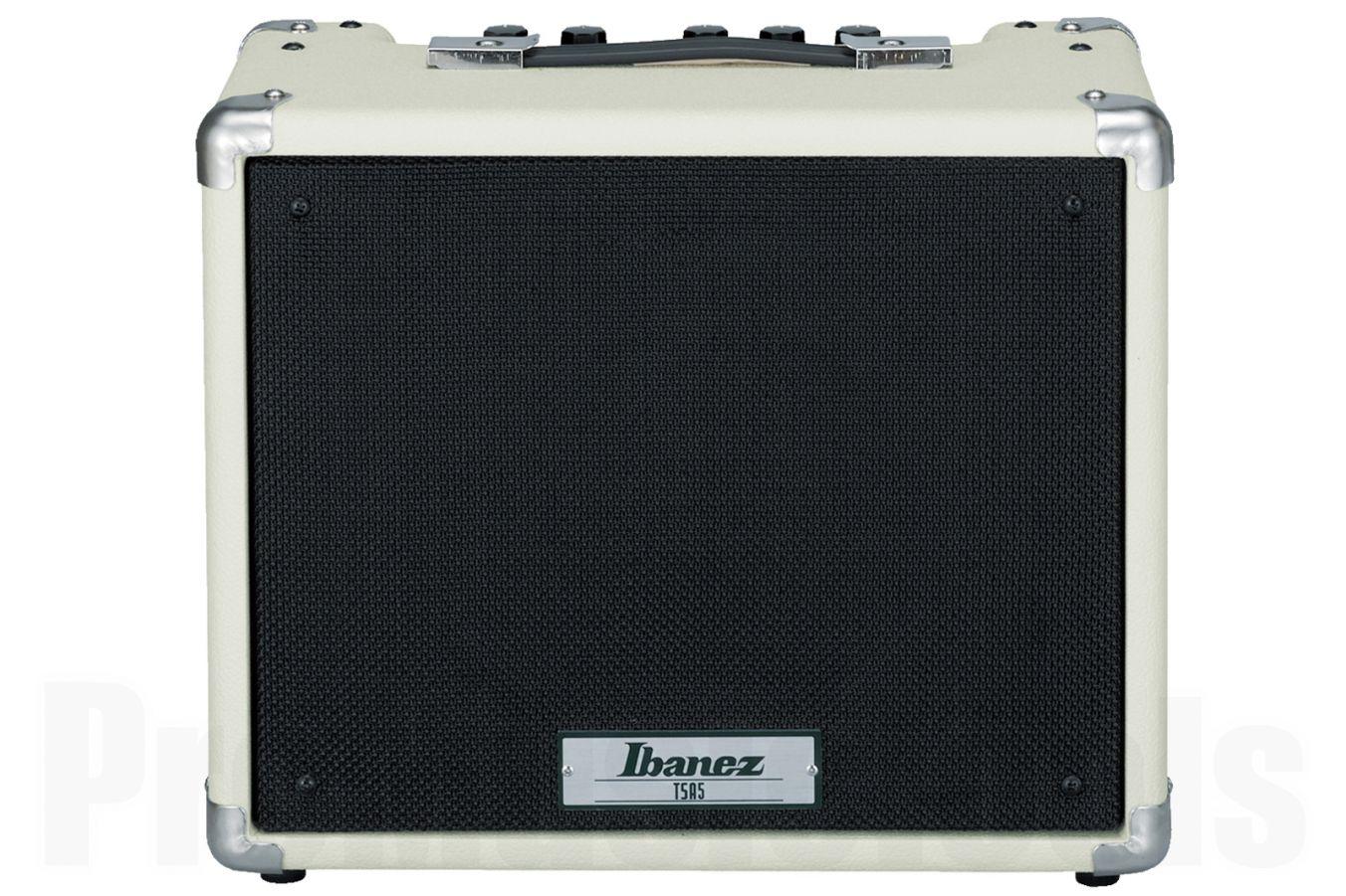 Ibanez TSA5 Tube Screamer Valve Amplifier - demo