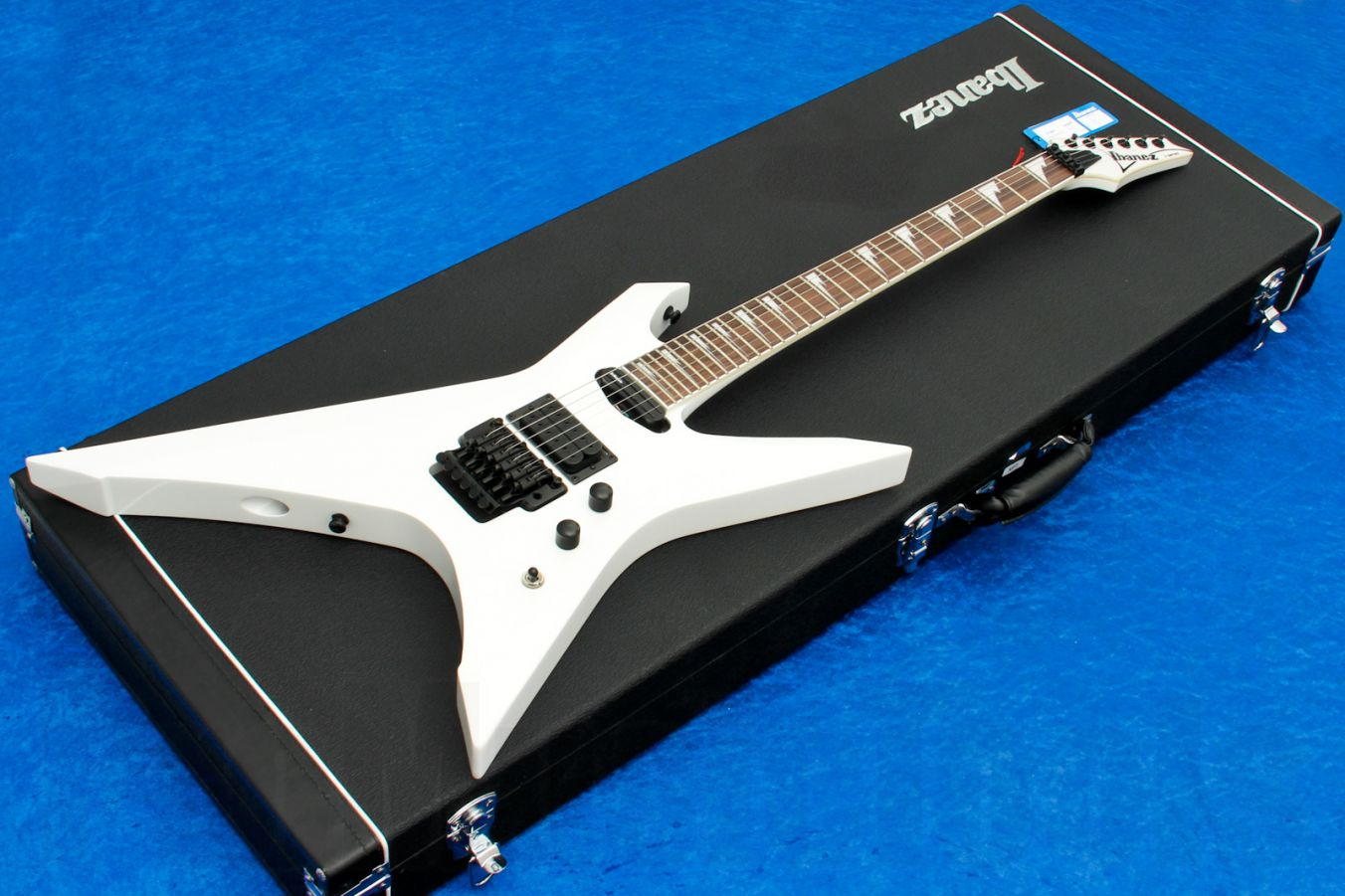 Ibanez XPT700XH WH Xiphos - White - Limited Edition