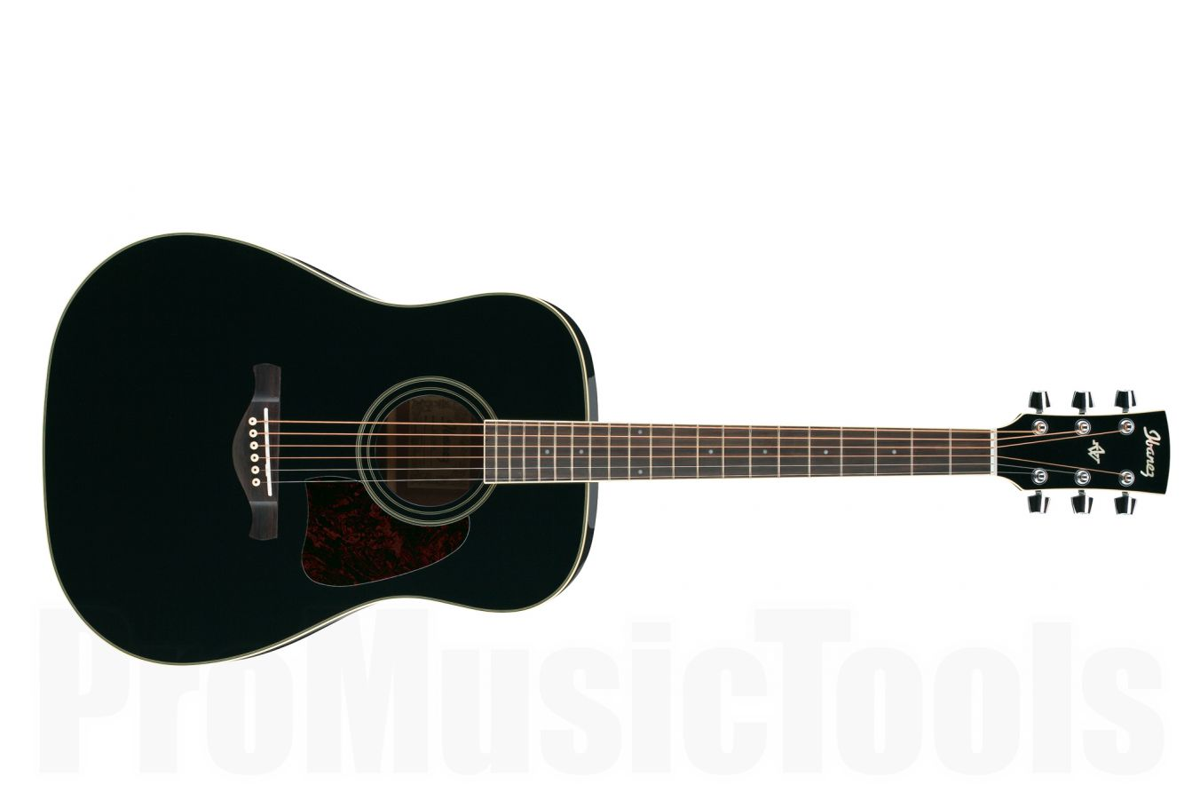 Ibanez AW70 BK - Black - demo