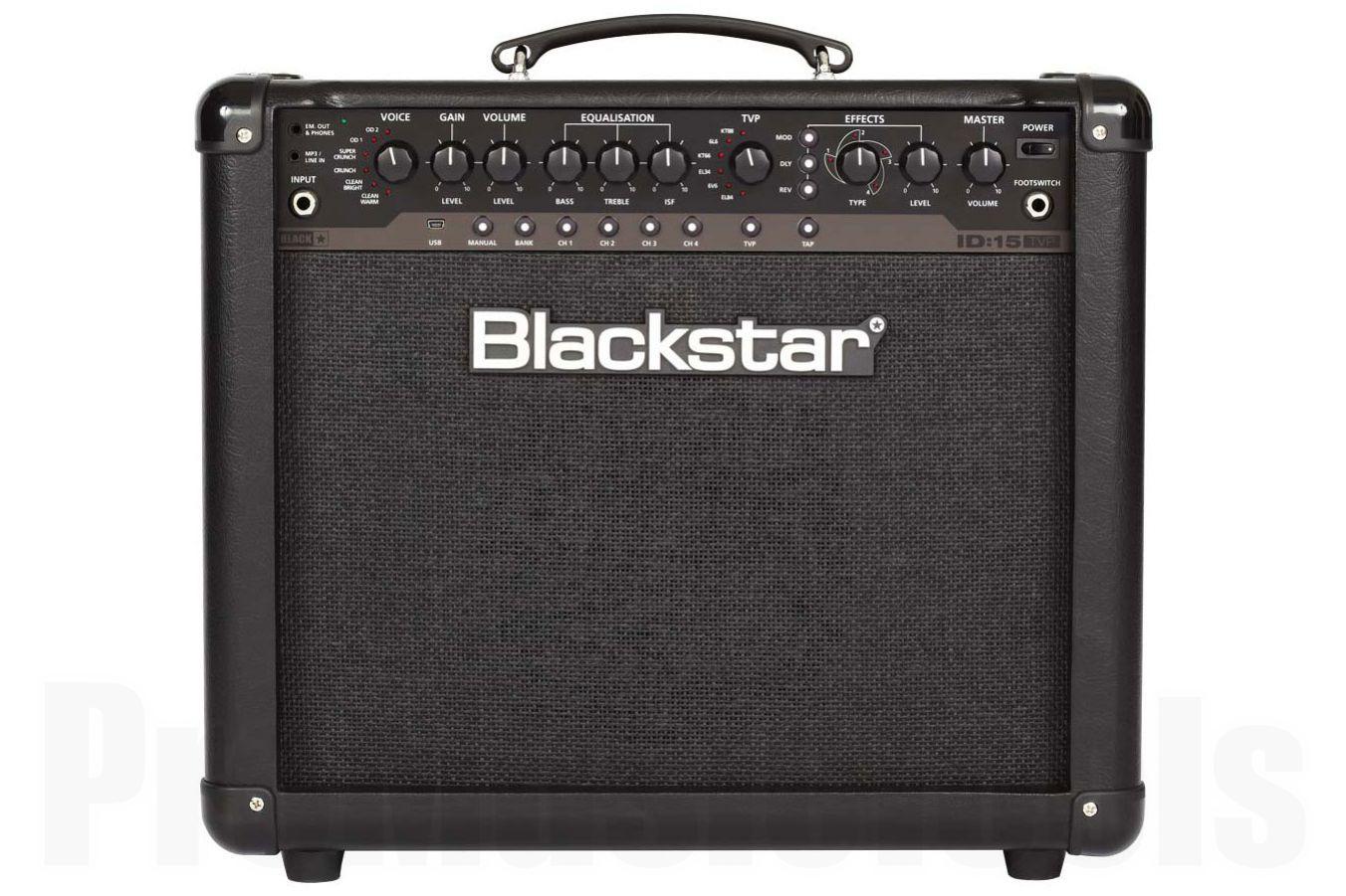 Blackstar ID:15 TVP Combo - b-stock (1x opened box)