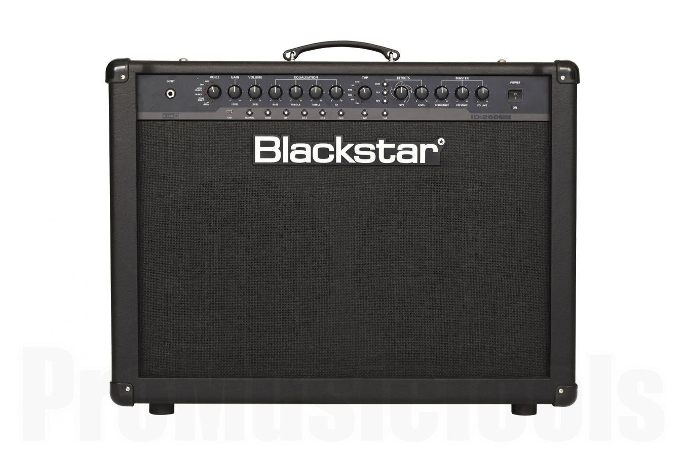 Blackstar ID:260TVP 2x12' Combo - b-stock