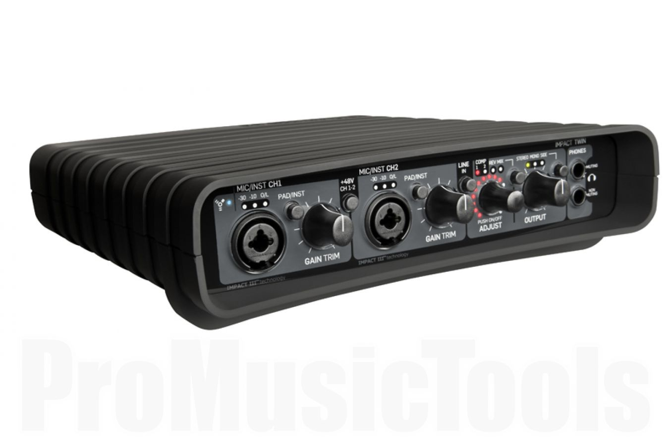 TC Electronic Impact Twin FireWire Audio Interface - b-stock (1x opened box)