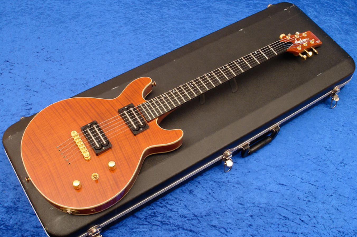 Jackson USA Custom Shop JJ - Natural Mahogany