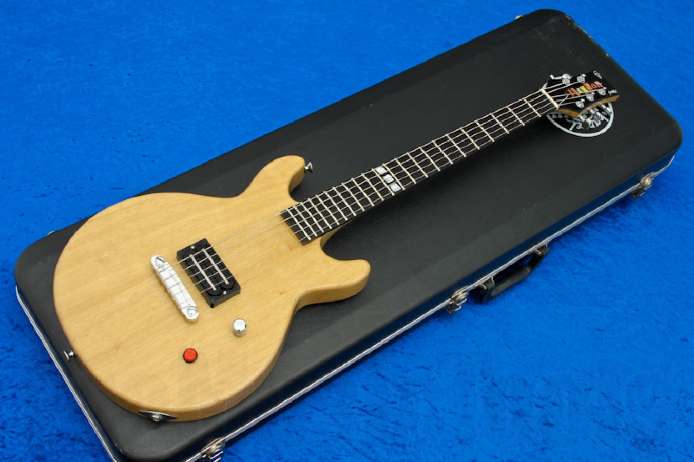Jackson USA Custom Shop JJ5 - Korina Neck-Thru (5-string guitar)