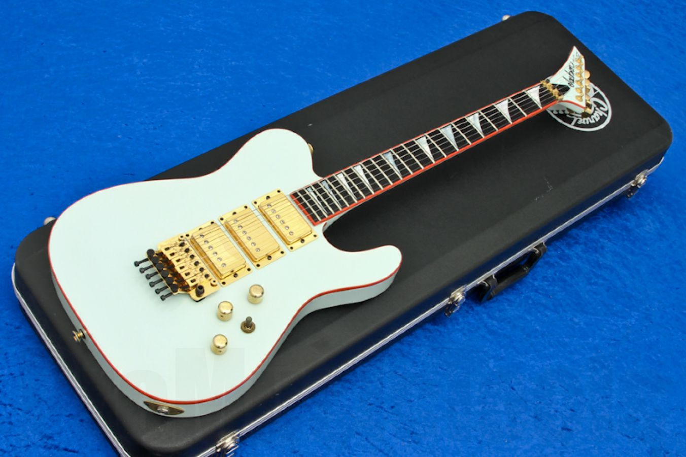 Jackson USA Custom Shop Telly - Mint White