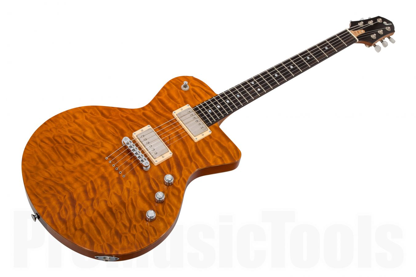 Jackson USA Custom Shop SweeTone Jazz'R - Caramel