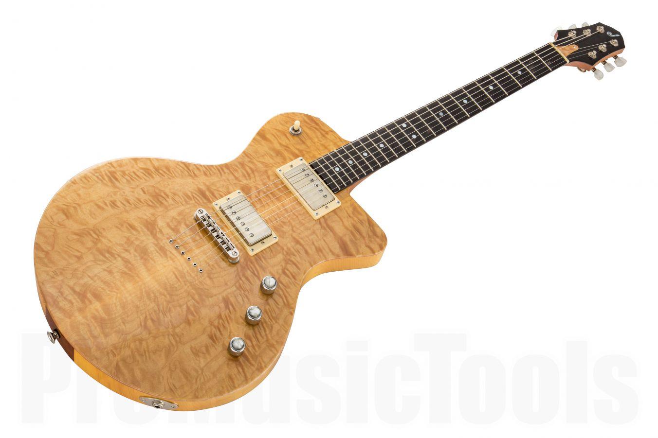 Jackson USA Custom Shop SweeTone Jazz'R - Natural Blonde