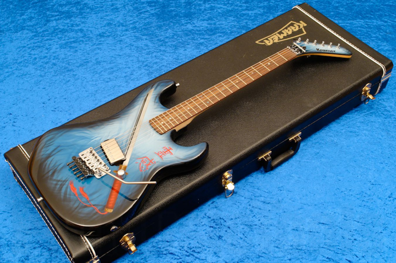 Kramer Baretta 1985 USA Reissue Custom 'Inspiration'