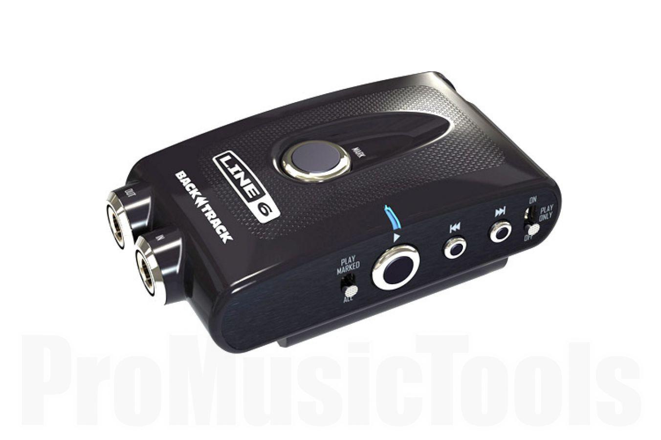 Line6 BackTrack Portable Digital Recorder