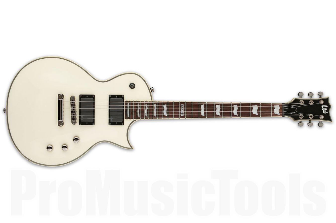 ESP Ltd Eclipse EC-401 OW - Olympic White - b-stock