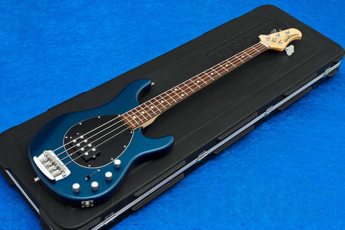 Music Man USA Sterling 4 BP - Blue Pearl RW
