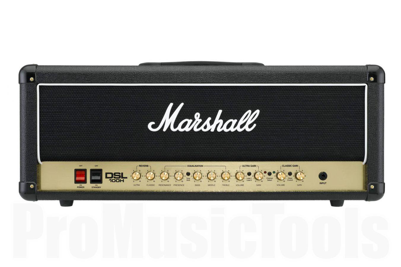 Marshall DSL100H 100 Watt Head - b-stock (1x opened box)