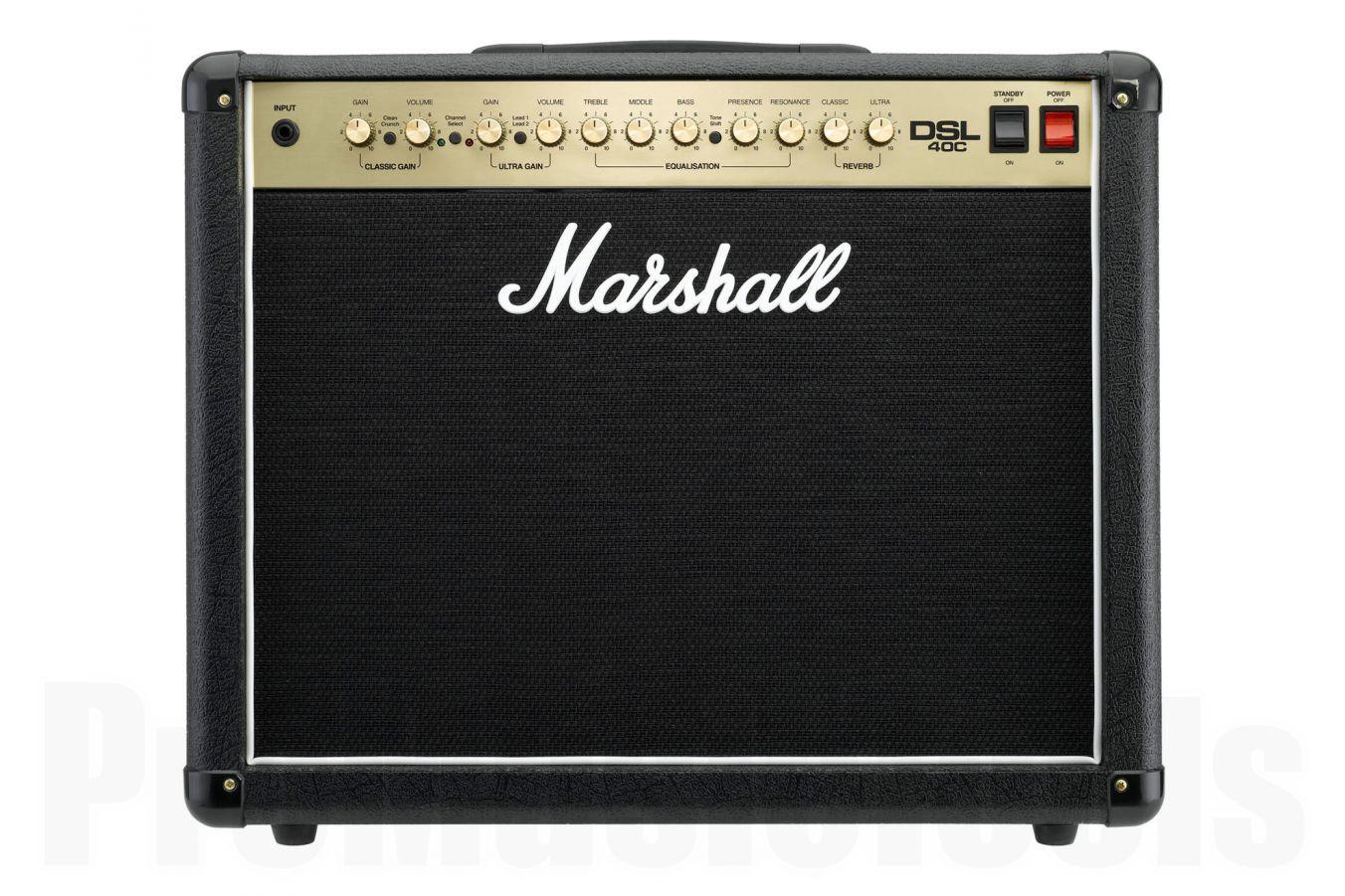 Marshall DSL40C 40 Watt Combo - b-stock (1x opened box)