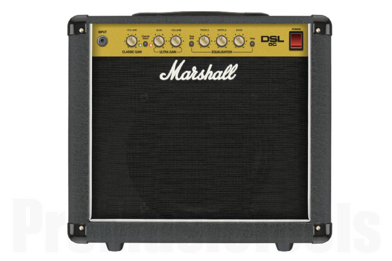 Marshall DSL5C 5 Watt Combo - b-stock (1x opened box)