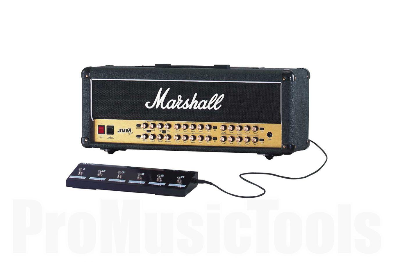 Marshall JVM410H 100 Watt Head - demo