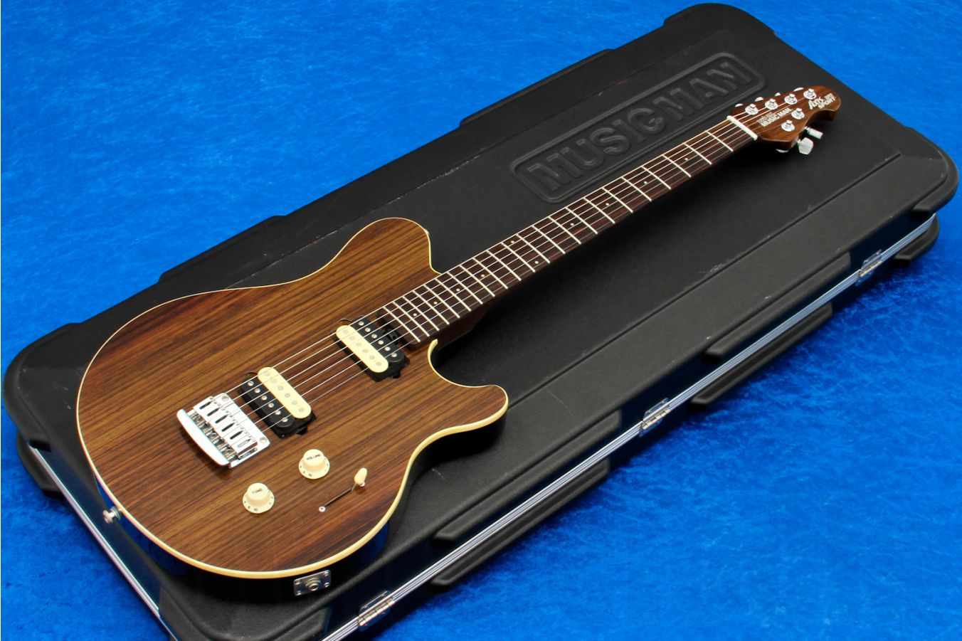Music Man USA Axis Super Sport STD RW - Rosewood Neck & Top Limited Edition