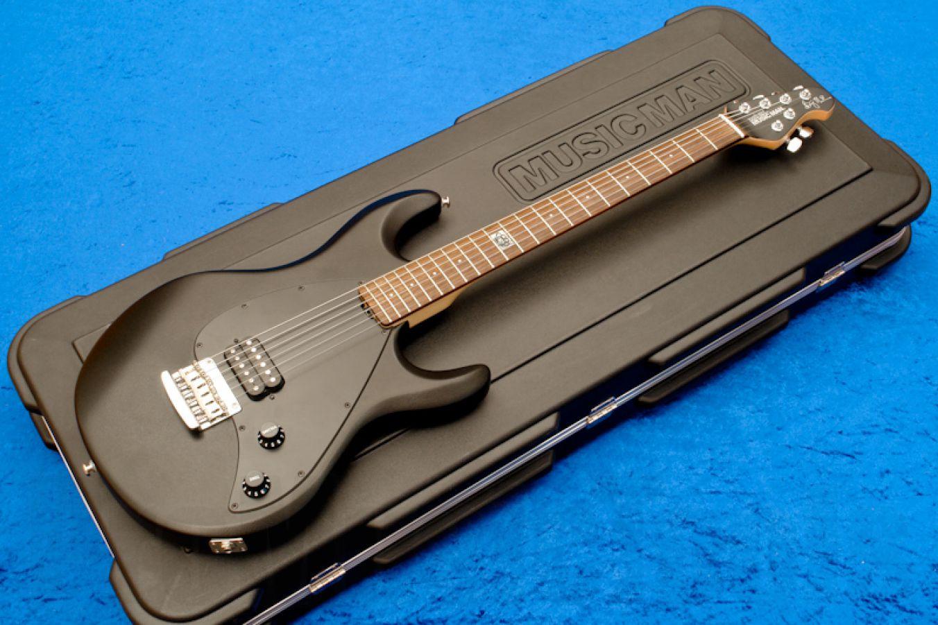 Music Man USA Silhouette Special Benji Madden T1 - Textured Black RW