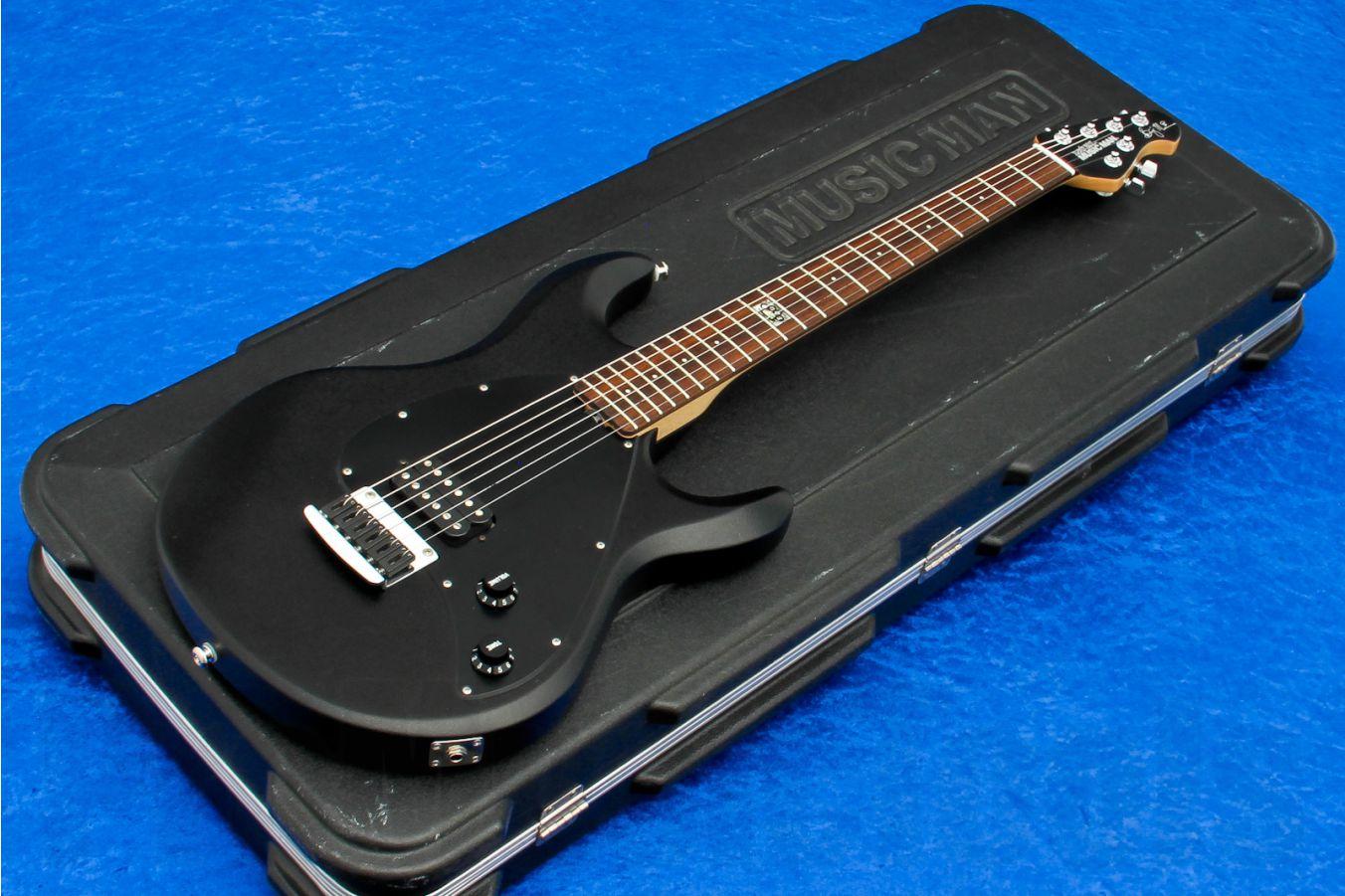 Music Man USA Silhouette Special Benji Madden T1 - Textured Black
